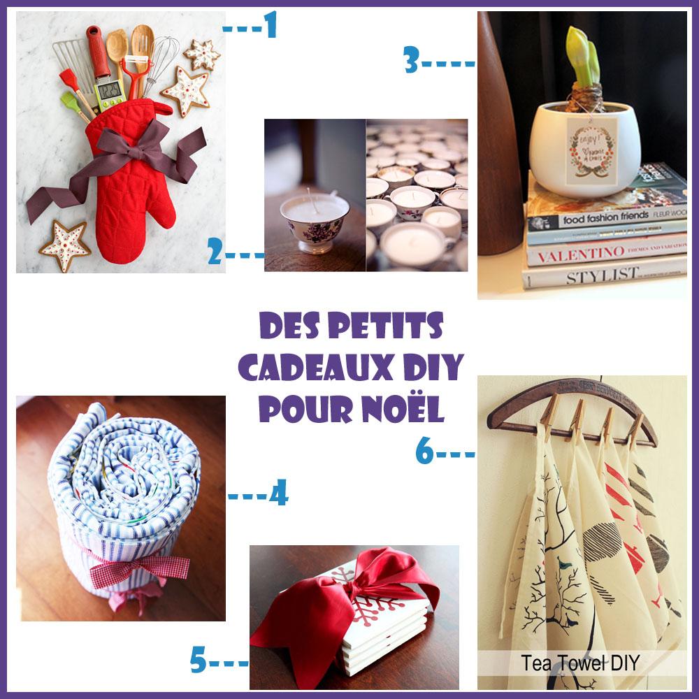 Gut bekannt Funky Sunday: 12 petits cadeaux de Noël DIY pour les grands GJ41
