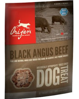 Orijen Black Angus Treats for Dogs