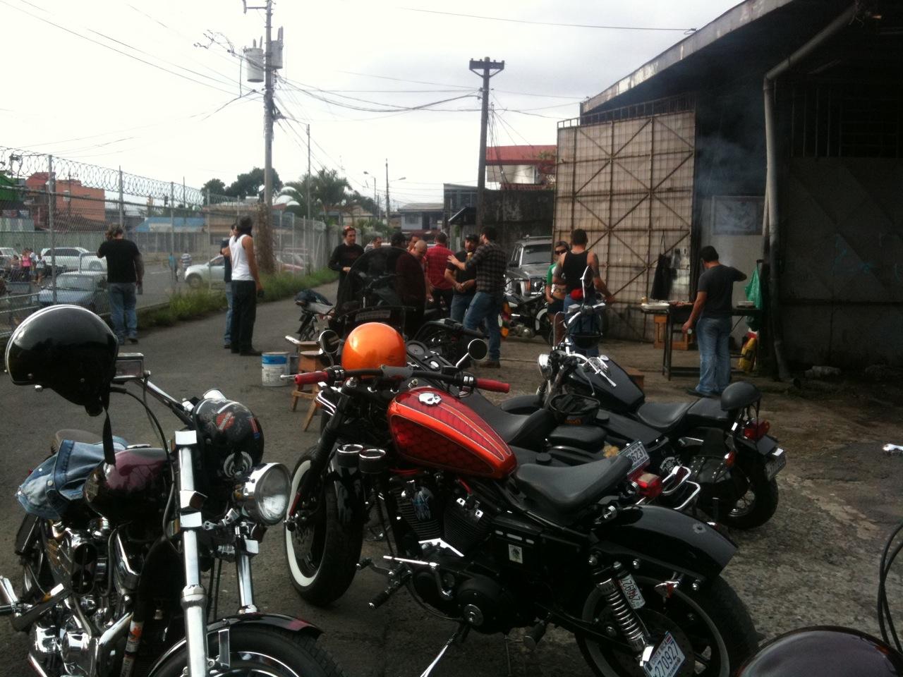Putas de motocicleta - 5 6