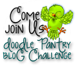 Doodle Pantry Blog Challenges
