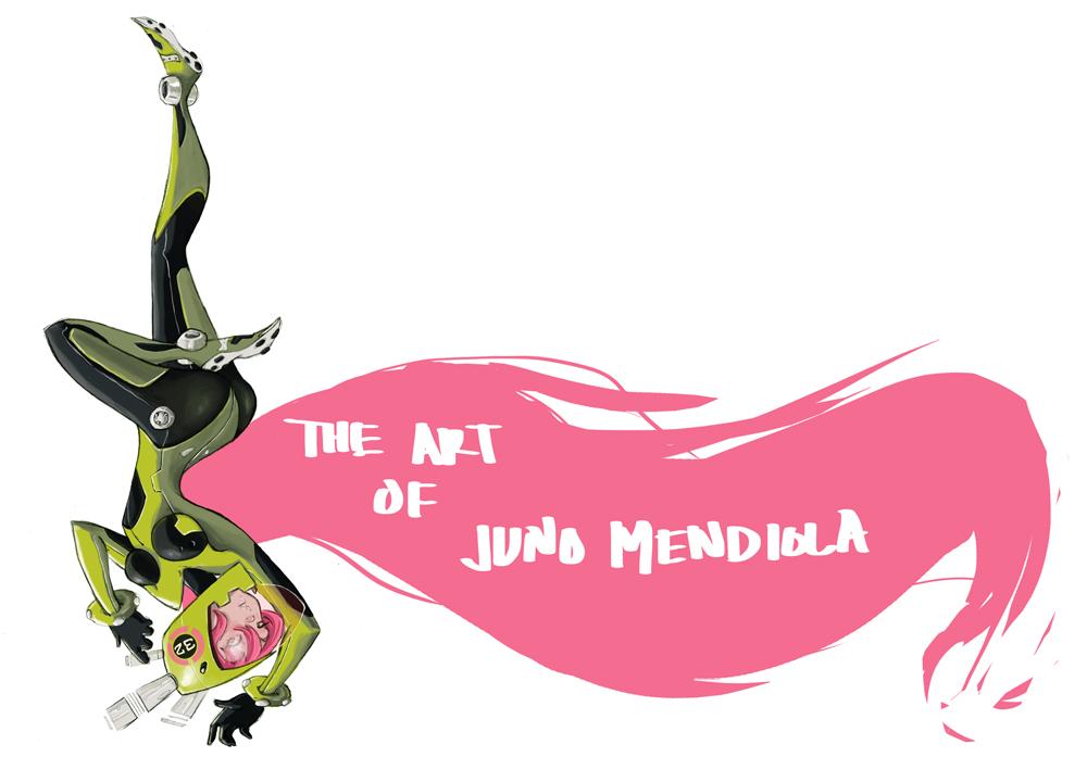 The Art of Juno Mendiola