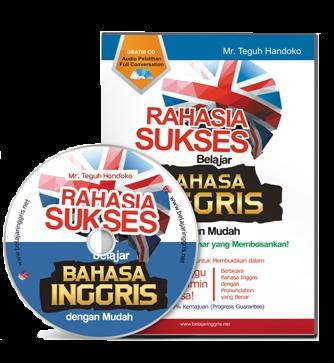 Buku Panduan Cara Cepat Belajar Bahasa Inggris oleh Teguh Handoko