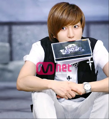 Foto Leeteuk Super Junior