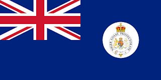 Niger Coast Protectorate Flag