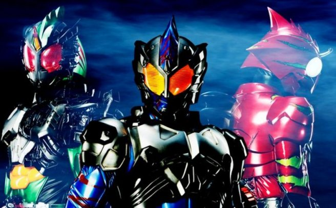 Kamen Rider Amazons - Temporada 2