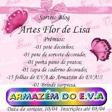 PRIMEIRO SORTEIO FLOR DE LISA