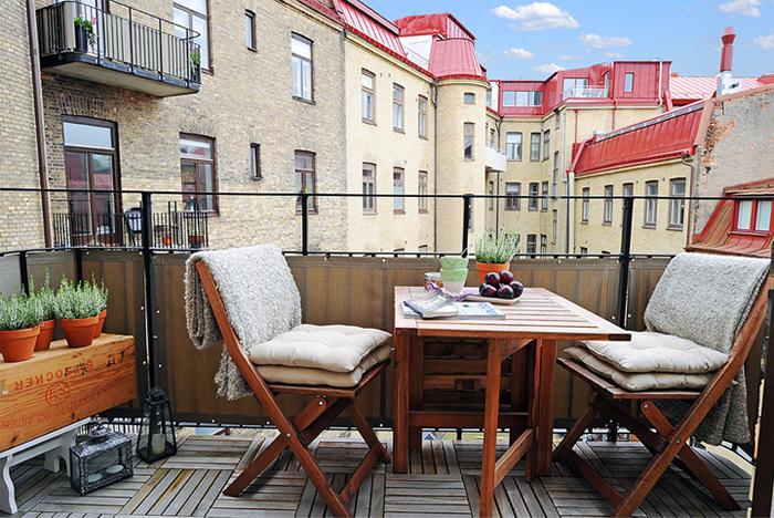 Estilo rustico balcones rusticos europeos - Balcones rusticos ...