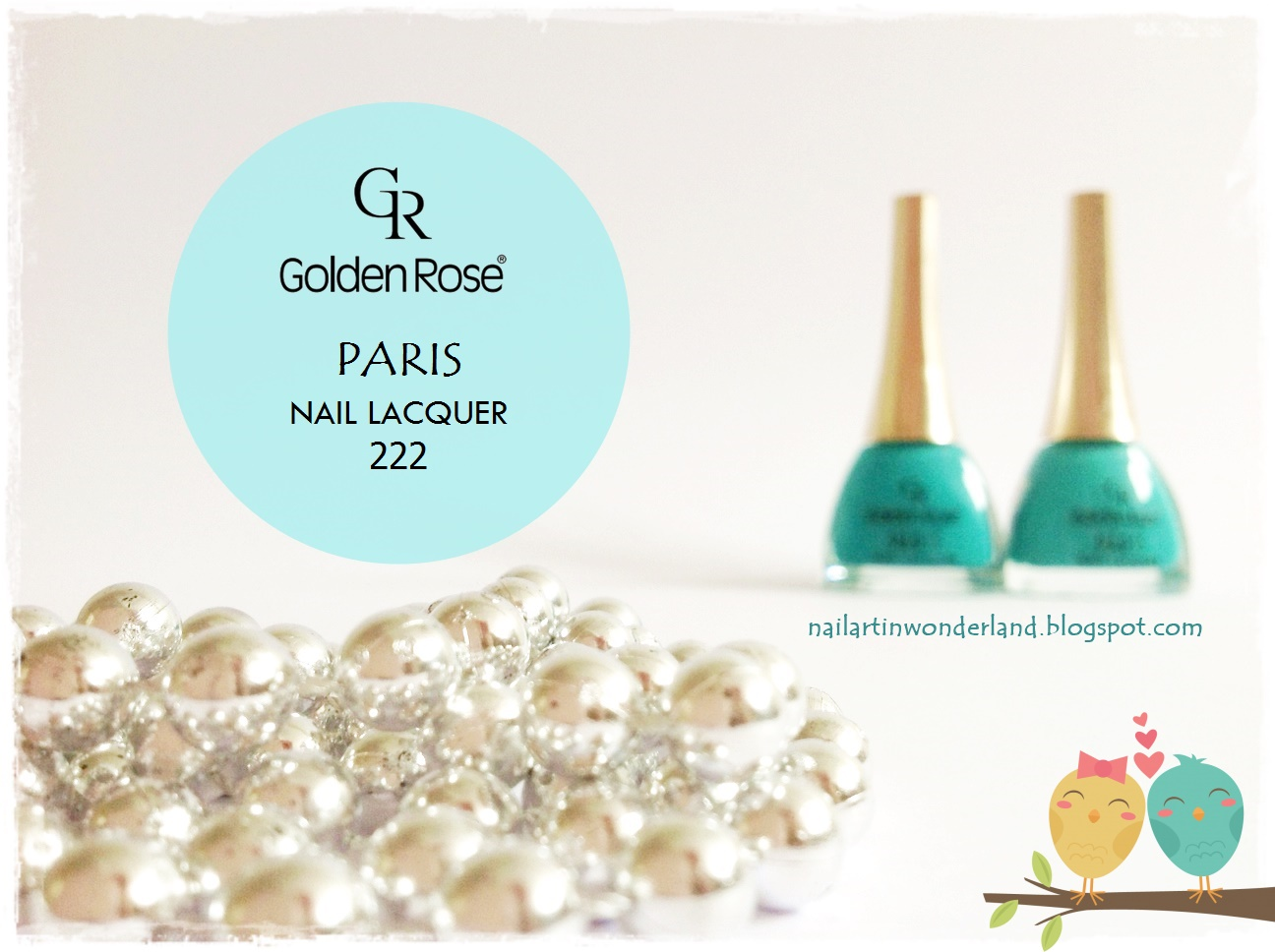 Golden Rose Paris 222