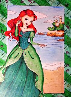 Arielle die Merrjungfrau