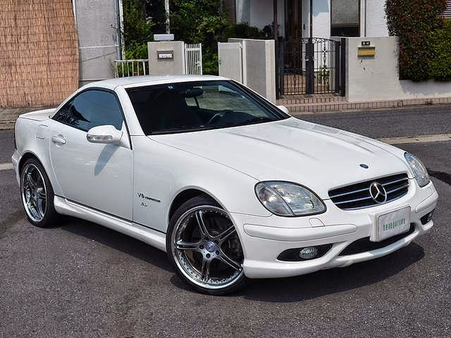 mercedes benz slk32 amg r170 benztuning. Black Bedroom Furniture Sets. Home Design Ideas