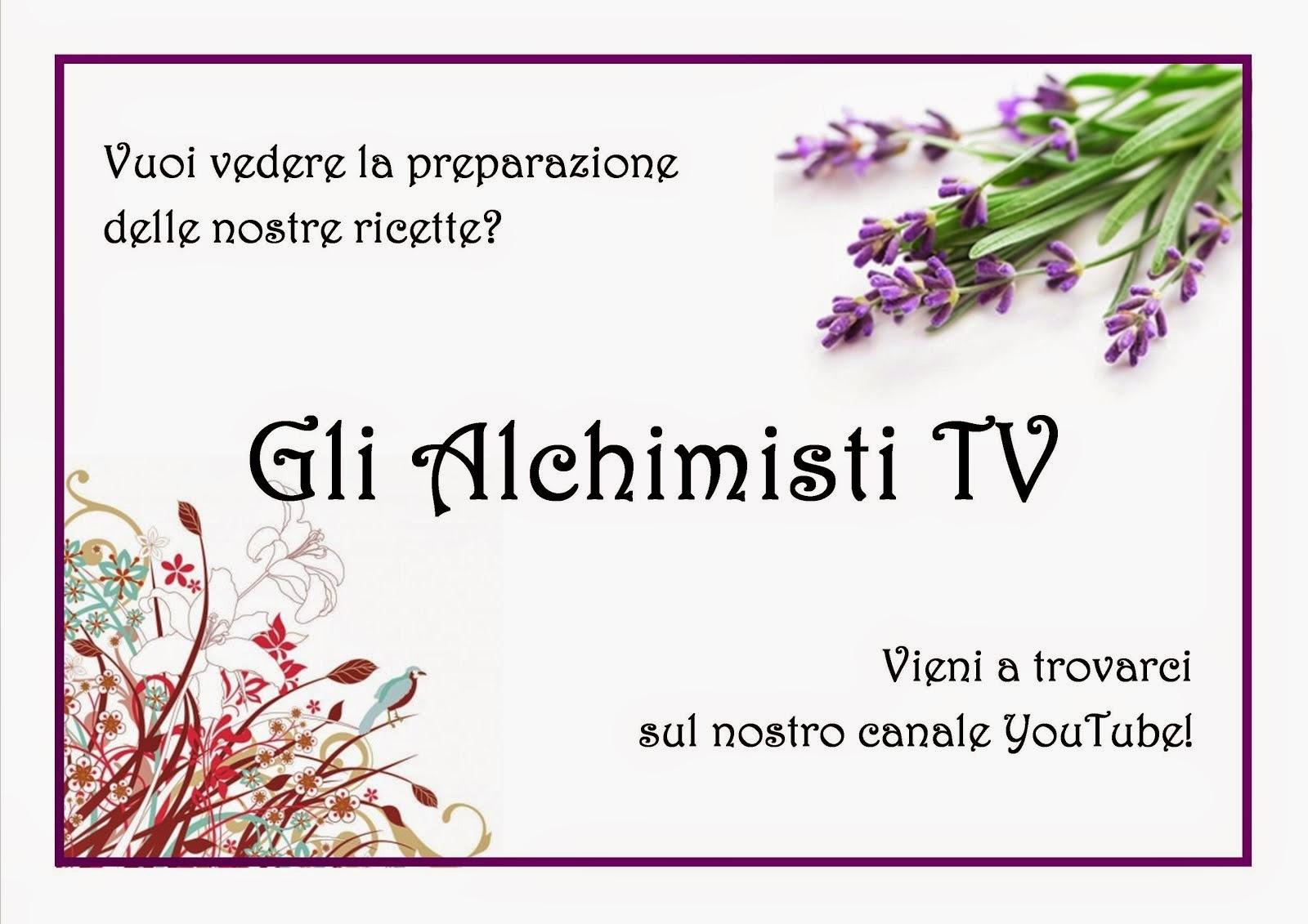 GLI ALCHIMISTI TV