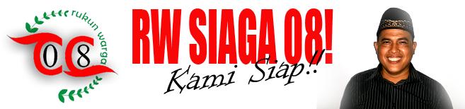 RW SIAGA 08!