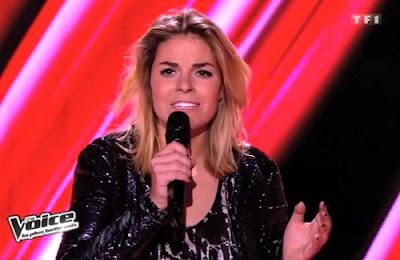 La fille de Tapie dans « The Voice » sur TF1