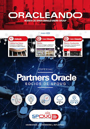 Revista Oracleando Mayo 2018