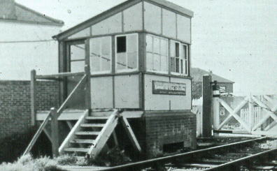 Cambridge Road Signal Cabin