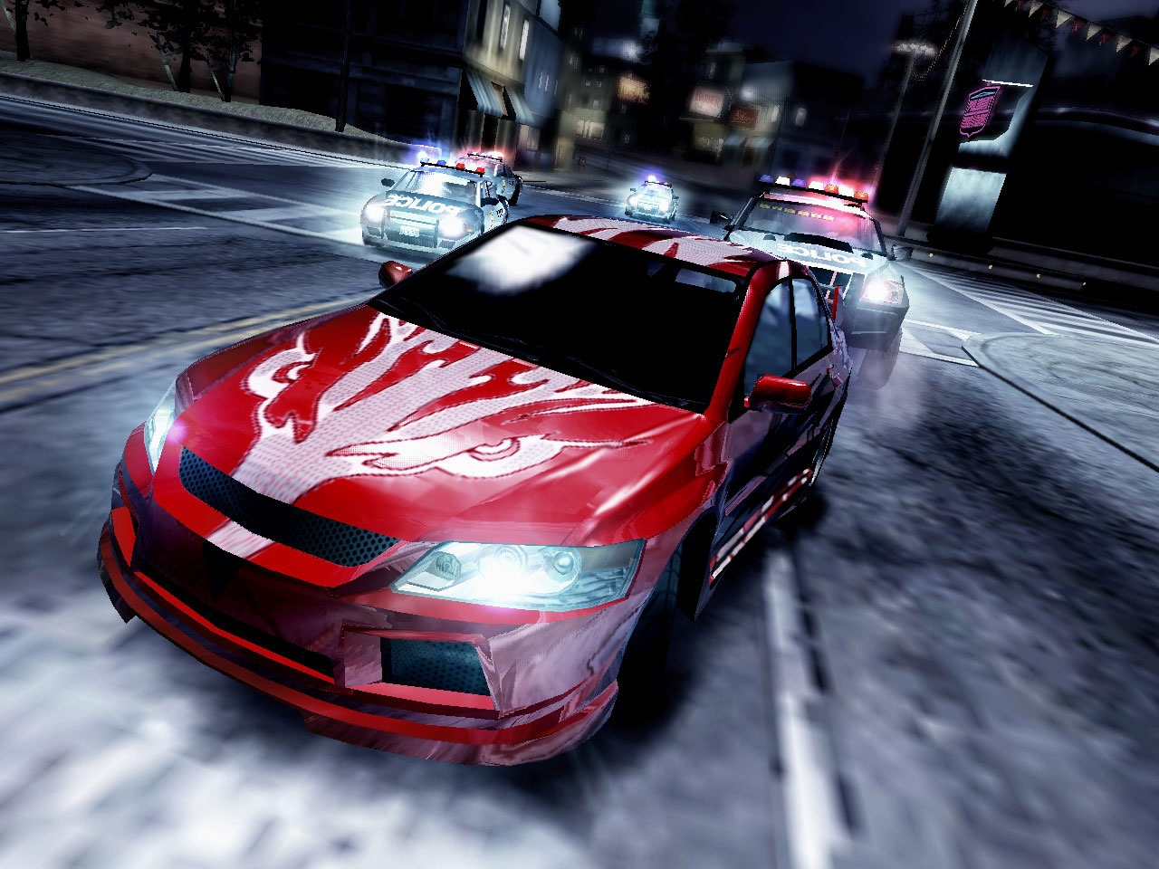Need For Speed HD & Widescreen Wallpaper 0.405807995373481