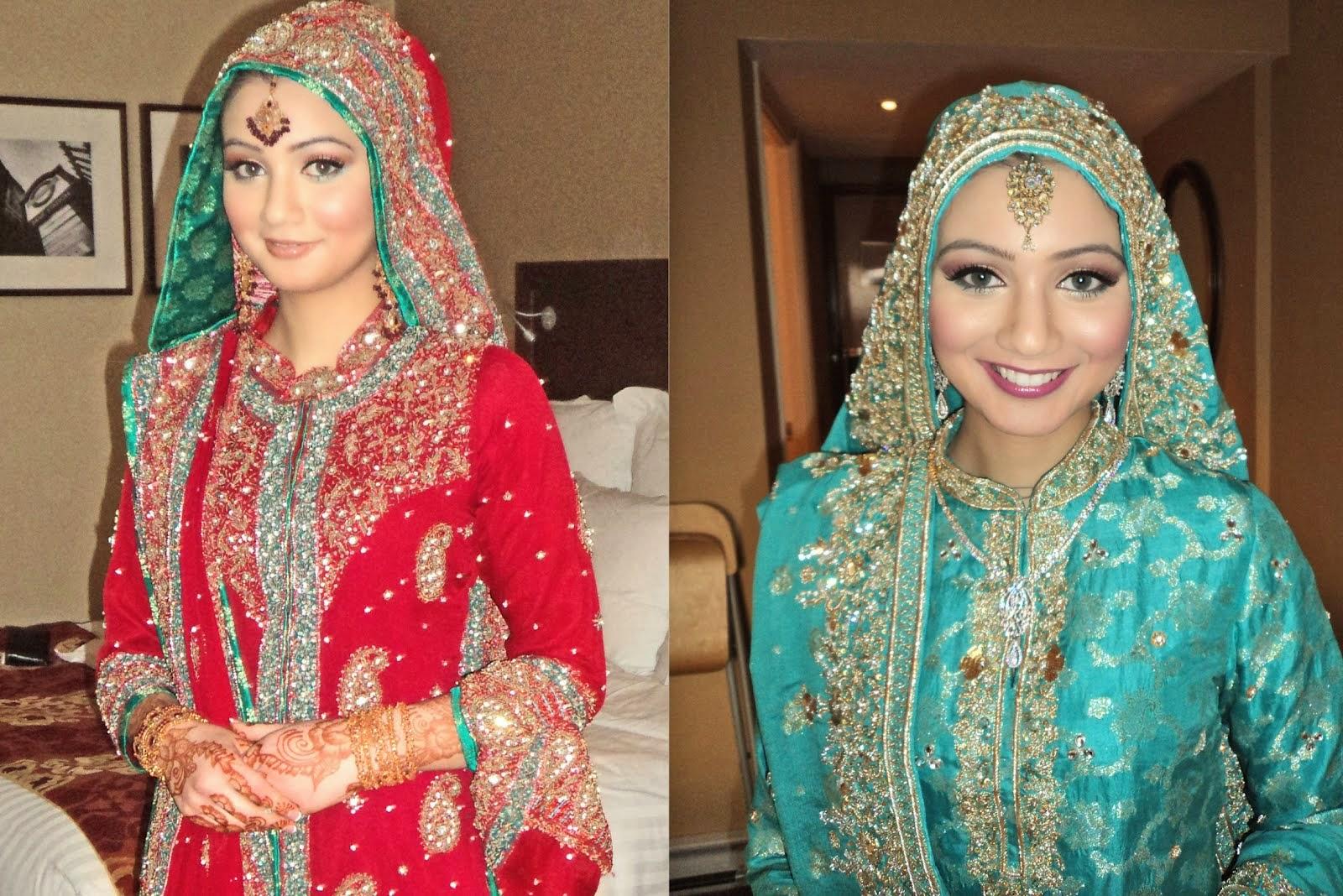 Baju Pengantin Pakistan