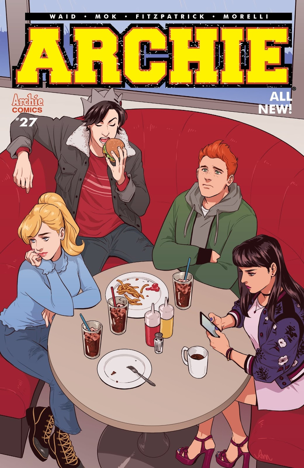 Archie (2015) 27 Page 1