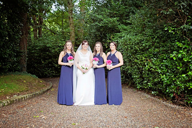 roundwood wedding photographer