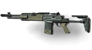 MK14 - Modern Warfare 3 Weapons