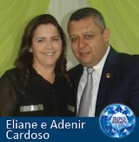 Eliane e Adenir Cardoso Diamante UP! Essência