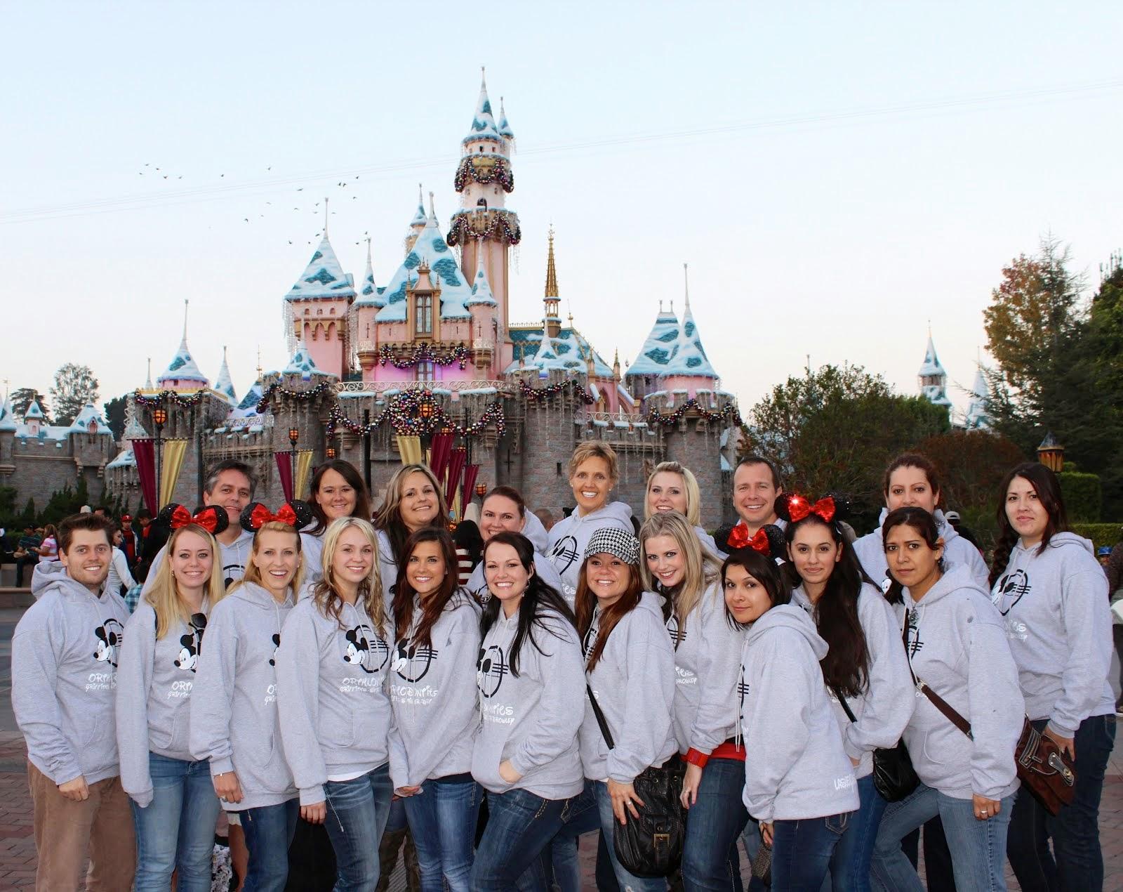 Disneyland Fun 2012!