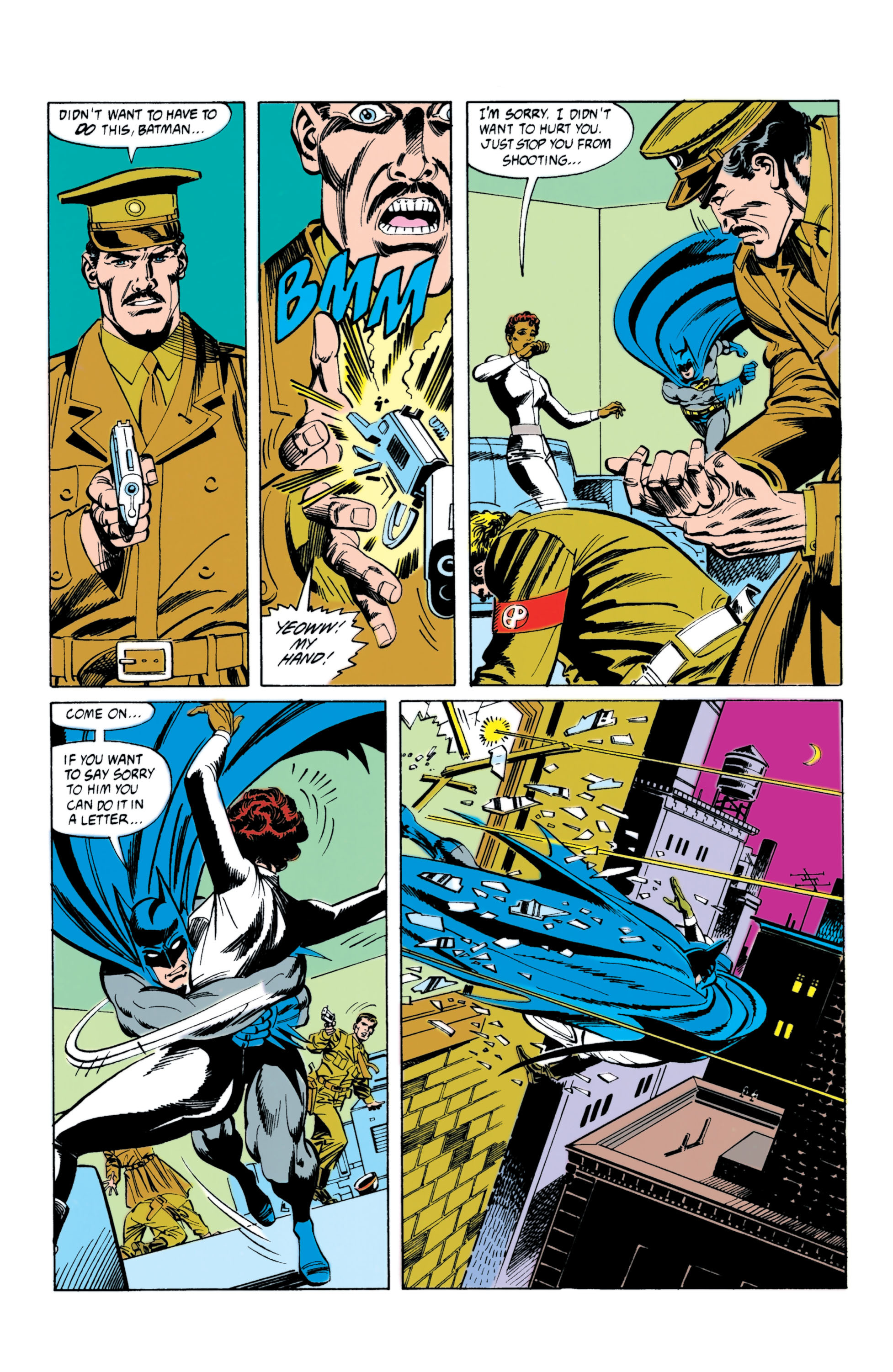 Detective Comics (1937) Issue #638 Page 17