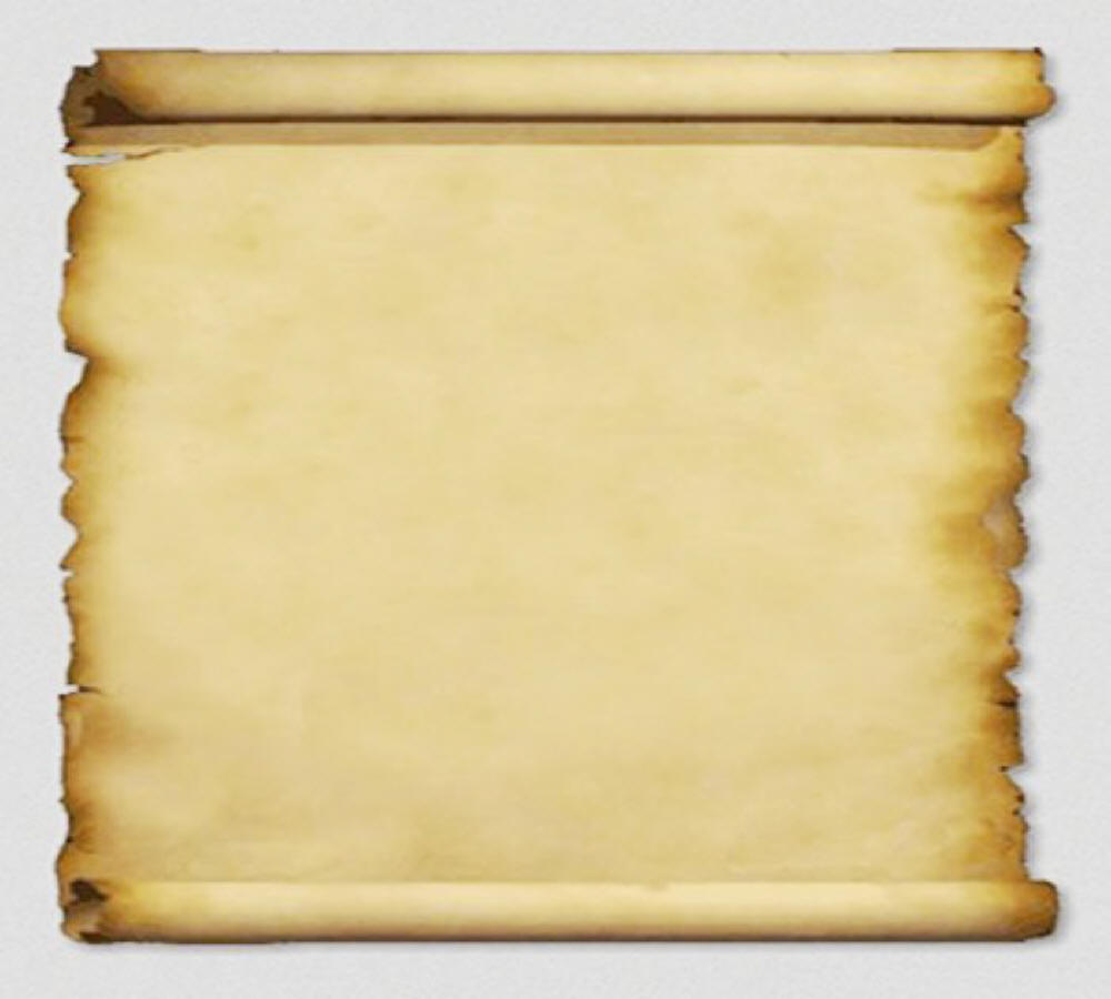 Pergamino antiguo para dibujar - Imagui