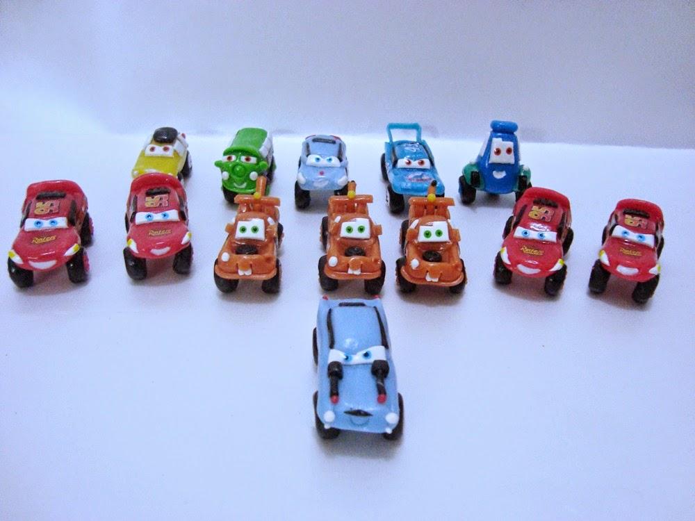lembrancinhas de biscuit carros