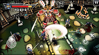 Samurai II Vengeance Free Android HD RPG Games