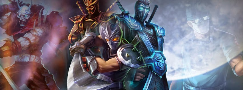 Shen League of Legends Facebook Cover PHotos