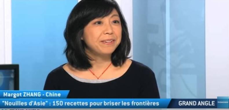 Mon interview sur TV5 Monde