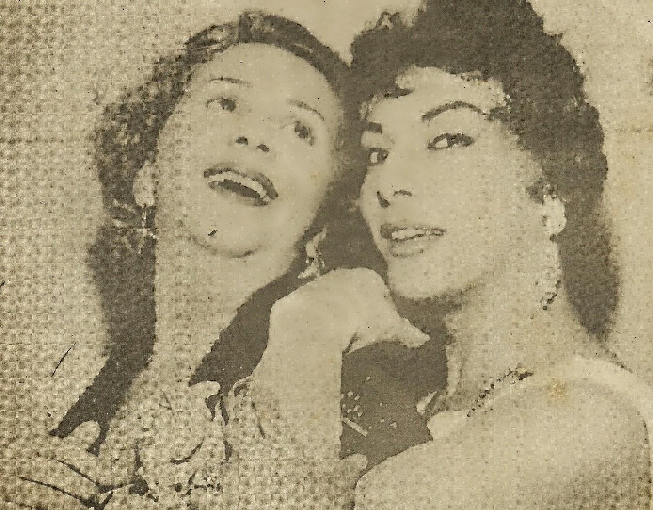 Dalva de Oliveira e Marlene