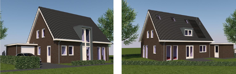 Het ontwerp van ons nieuwe huis
