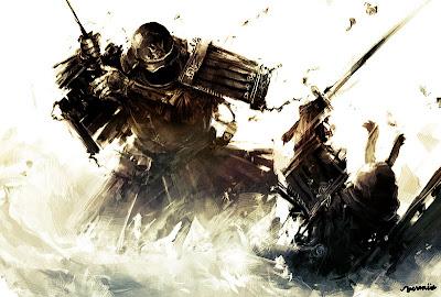 Souboj samuraju