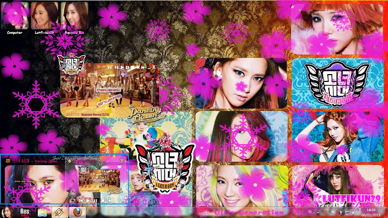 download theme snsd for bb