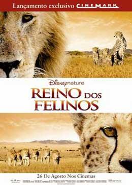 Download capa Filme Reino Dos Felinos Dual Áudio