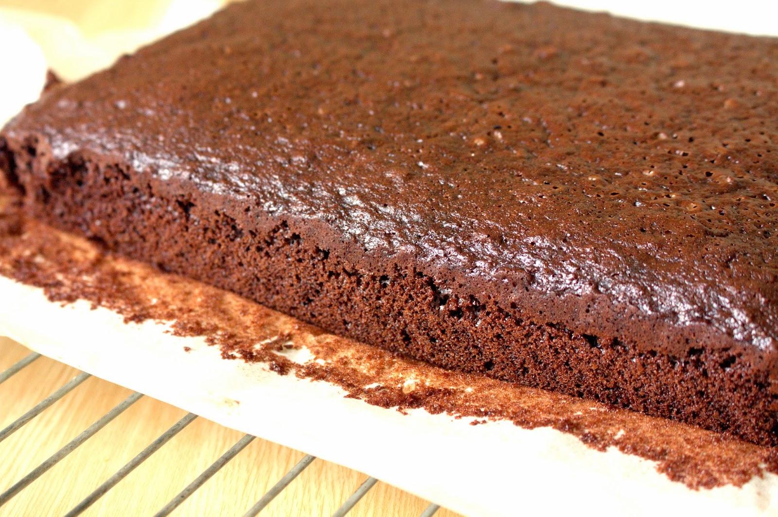 Chocolate Cake Didn T Rise