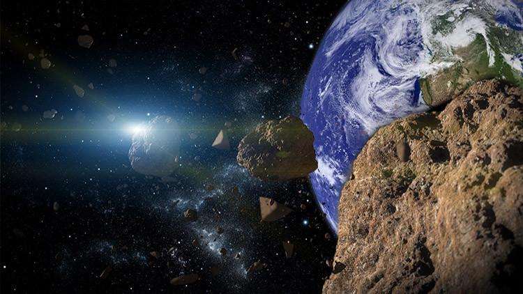 El peligro de los asteroides.