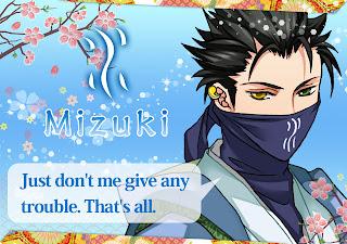Mizuki Destiny Ninja