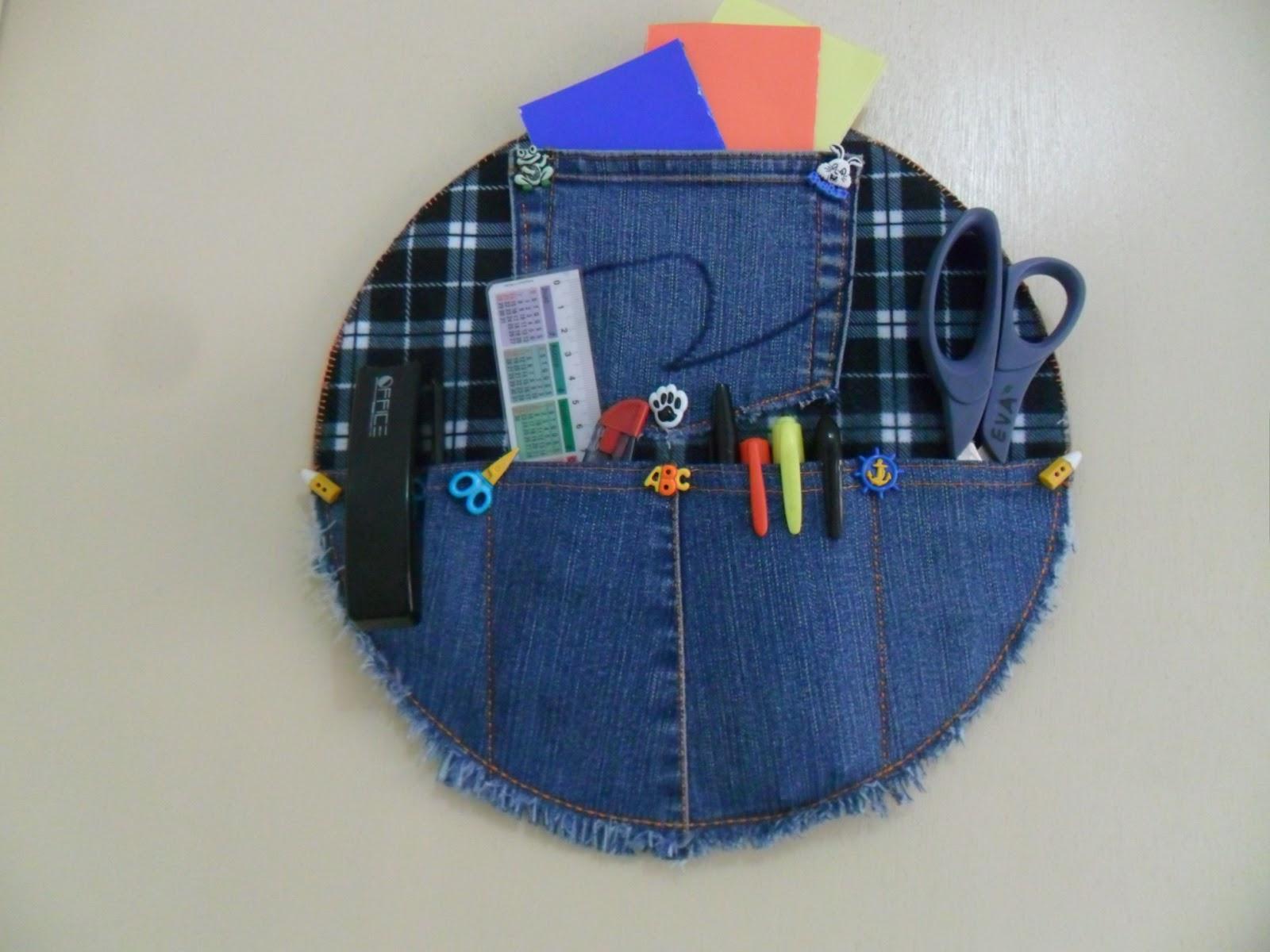 bebel artes porta treco de disco de vinil com jeans