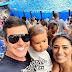 Simone curte férias na Flórida com a família