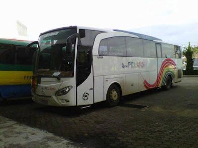 Mercedes benz Oh 1836 Royal Coach / Jetbus PO Pelangi