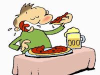 Hukum Makan dan Minum Sambil Berdiri