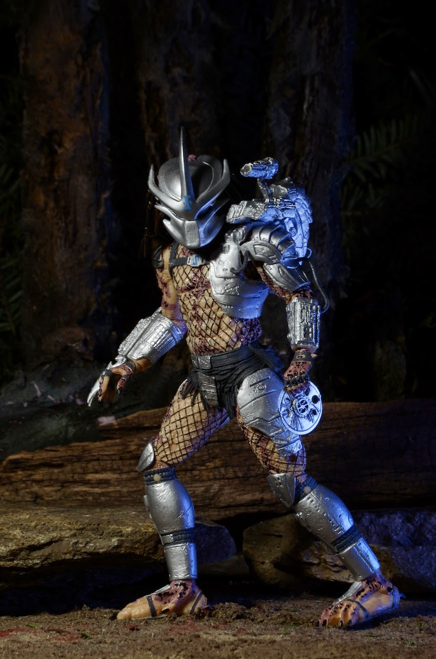 Infinite Earths A Closer Look At The NECA Enforcer Predator