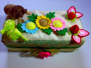 TISSUE BOX COVER IDUL FITRI THEME