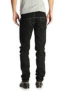 Emo/Rockstar Summer Denim Jeans for Men