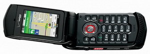 Casio G'zOne Ravine rugged clamshell phone announced by Verizon