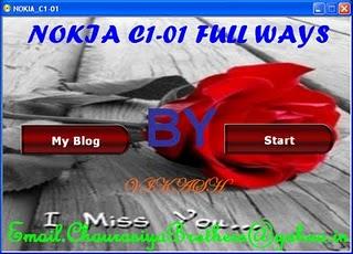 Nokia C1-01 Çözümler: Tuş, Işık, Ekran, Şebeke, Local-Test Mode