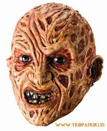 Careta halloween Freddy Kruger 24,35€